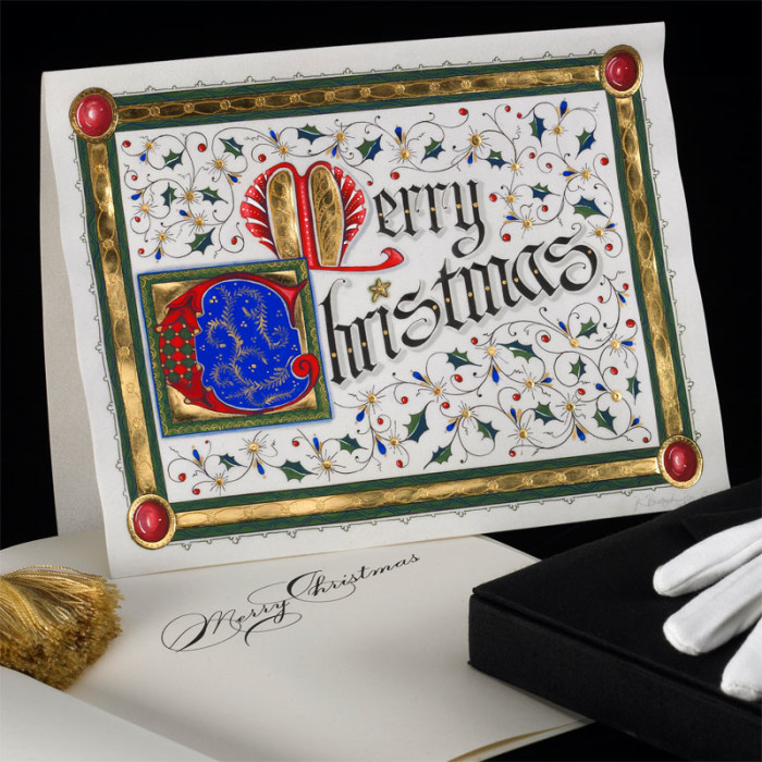 World's Most Expensive Christmas Card