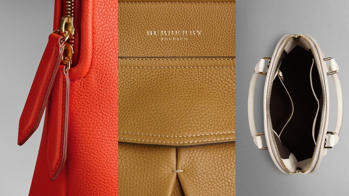 Burberry Medium Bloomsbury with Pocket Detail 4