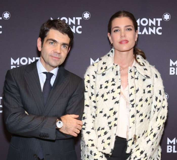 Charlotte Casiraghi Montblanc Bohème 4