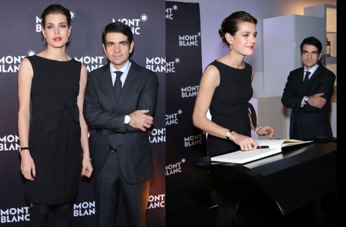 Charlotte Casiraghi Montblanc Bohème 5
