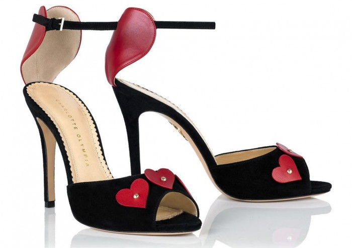 Charlotte Olympia - Sole Mate 2015 Valentines 5