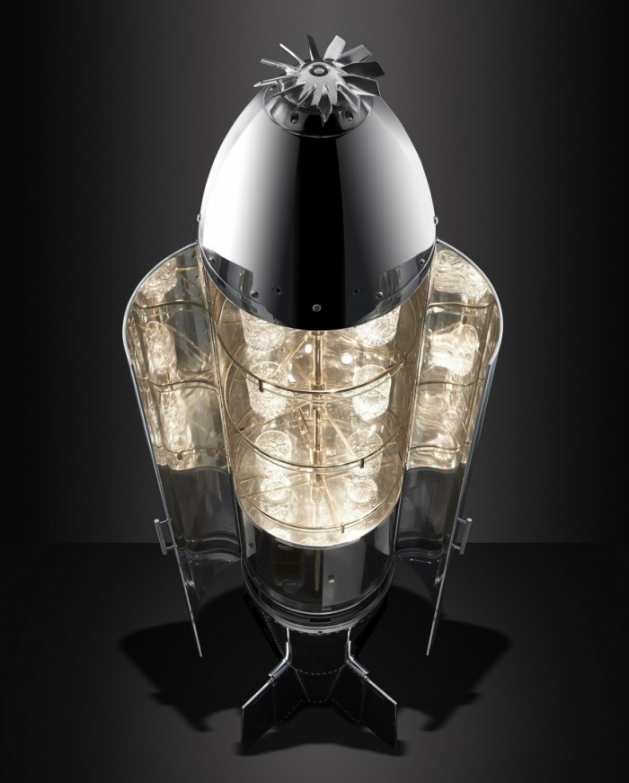 Cluster Bomb Luxury Drinks Cabinet 1