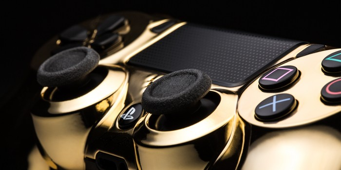 ColorWare Sony DualShock 4 24k 1
