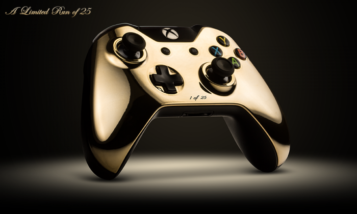 ColorWare Xbox One Controller 24k 1