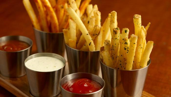 Culinary Kickoff Duck Fat Fries