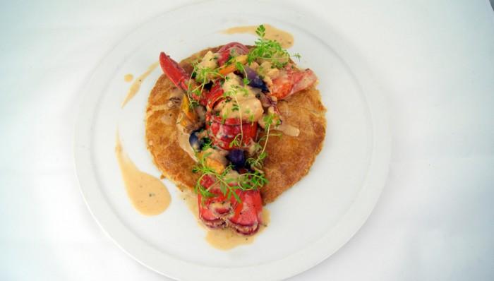 Culinary Kickoff Lobster Pot Pie
