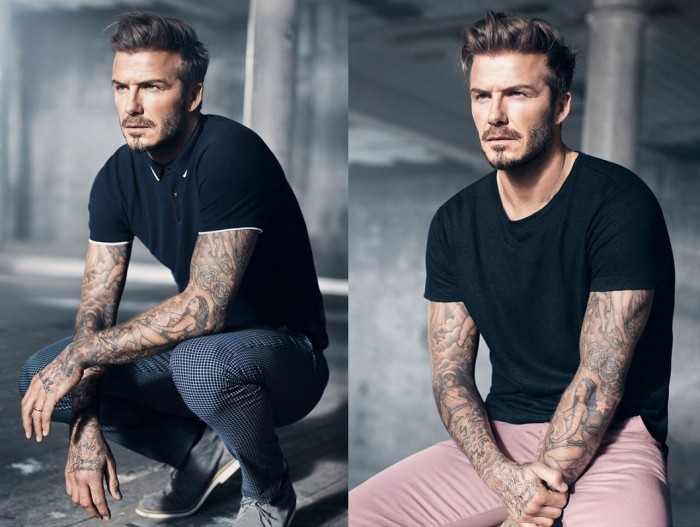 David Beckham Modern Essential Collection 1