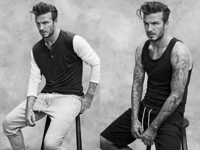 David Beckham Modern Essential Collection 2