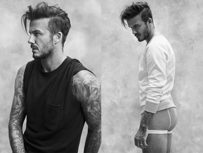 David Beckham Modern Essential Collection 3