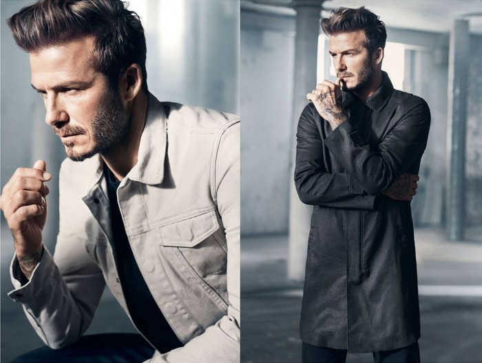 David Beckham Modern Essential Collection 4