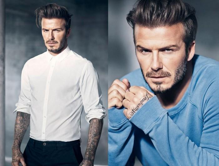 David Beckham Modern Essential Collection 5