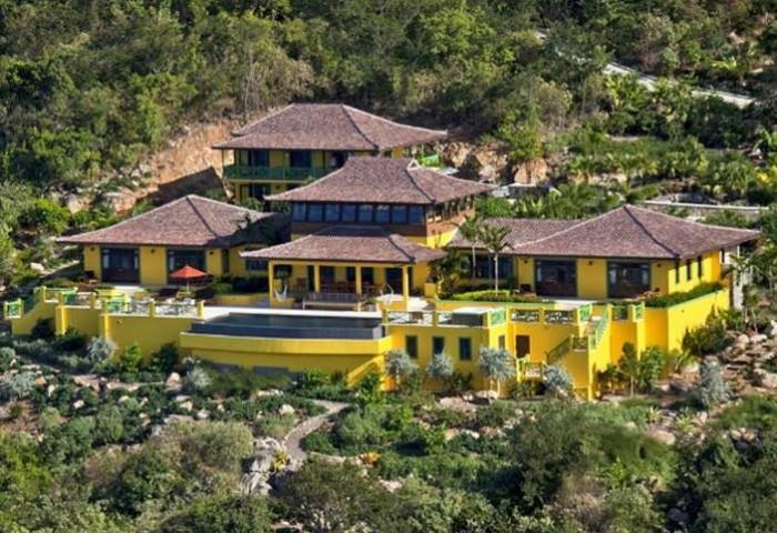 Golden Pavilion Villa 1