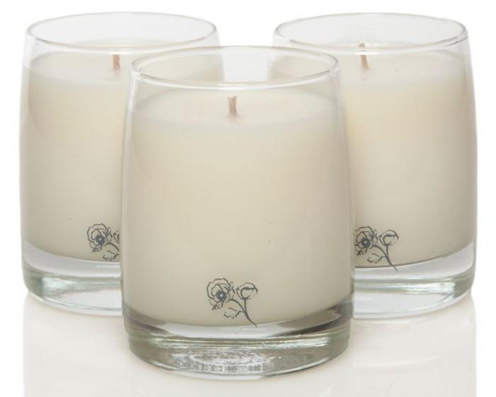 Gwendolyn Mary Candles 2