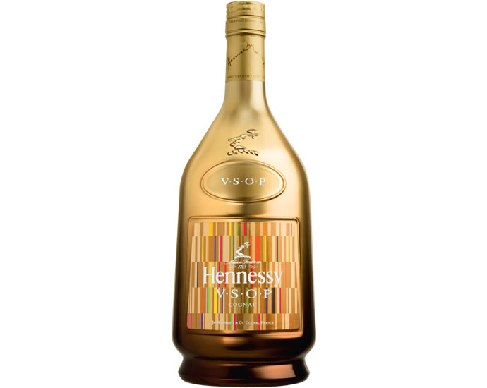 Hennessy VSOP Privilege Edition By Peter Saville 2