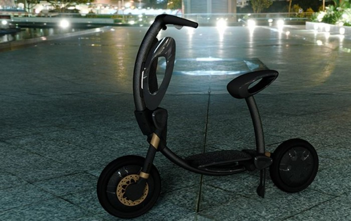 INU Scooter 5
