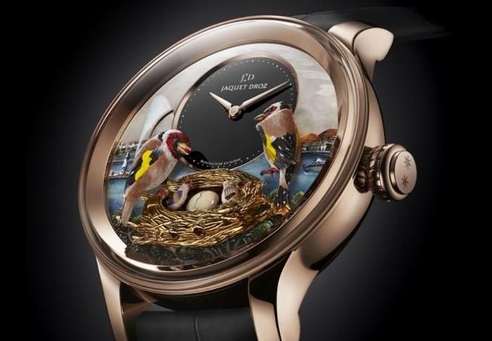 Jaquet Droz Bird Repeater Geneva 1