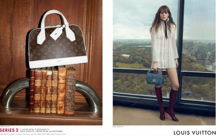 Louis Vuitton SS 2015 Campaign Connelly 2