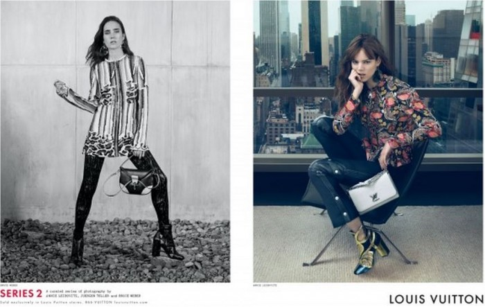 Louis Vuitton SS 2015 Campaign Connelly 5