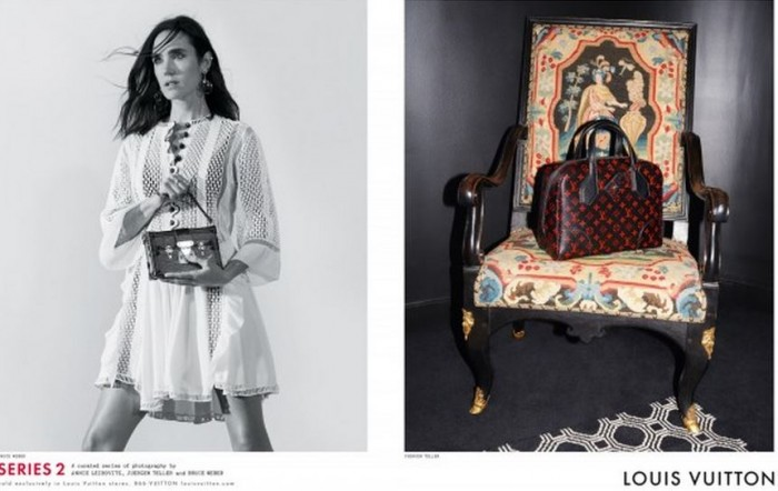 Louis Vuitton SS 2015 Campaign Connelly 6