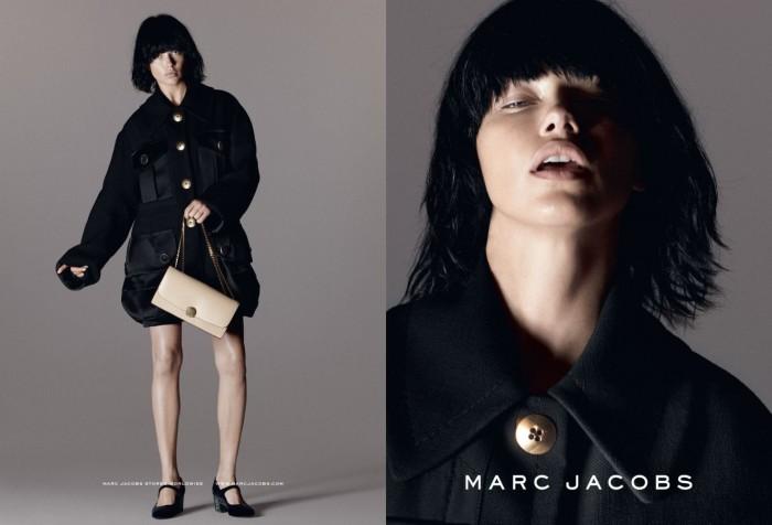 Marc Jacobs SS2015 - Adriana Lima