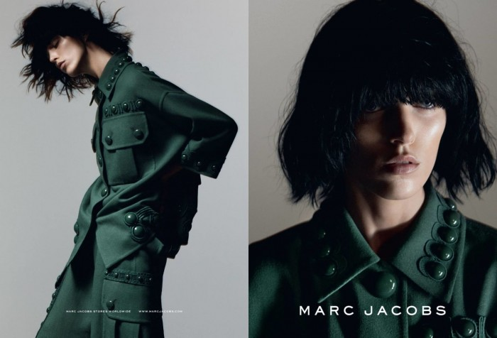 Marc Jacobs SS2015 - Anya Rubik
