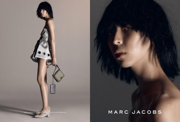 Marc Jacobs SS2015 - Issa Lish