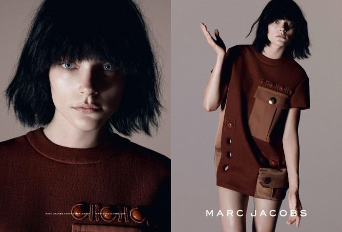 Marc Jacobs SS2015 - Jessica Stam