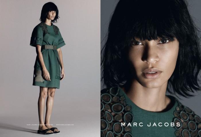 Marc Jacobs SS2015 - Joan Smalls