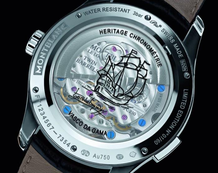 Montblanc Chronométrie ExoTourbillon Minute Vasco da Gama 2