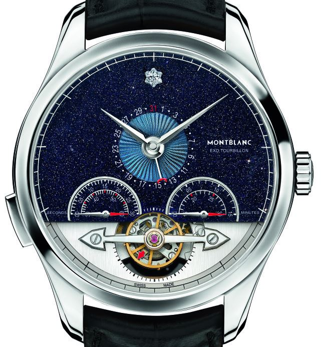 Montblanc Chronométrie ExoTourbillon Minute Vasco da Gama 3