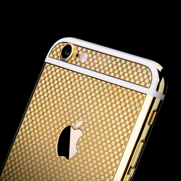 NavJack Gold Plated iPhone 6 -2
