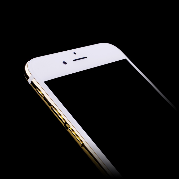 NavJack Gold Plated iPhone 6 -3