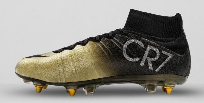 Nike Mercurial CR7 Rare Gold 3