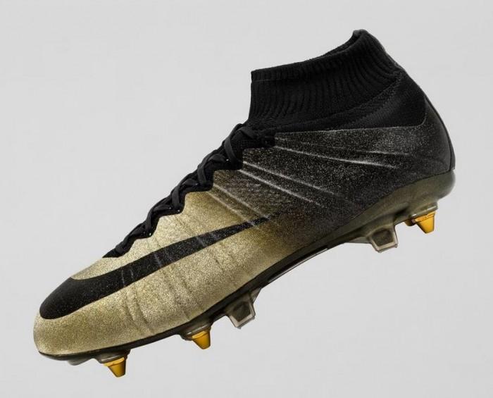 Nike Mercurial CR7 Rare Gold 4