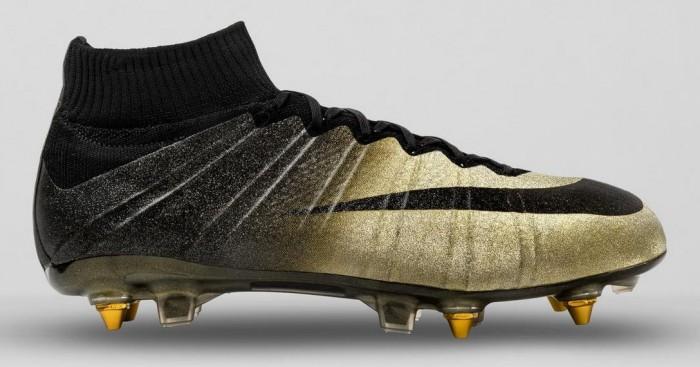 Nike Mercurial CR7 Rare Gold 6