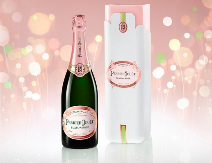 Perrier-Jouët InBloom Fresh Box 2