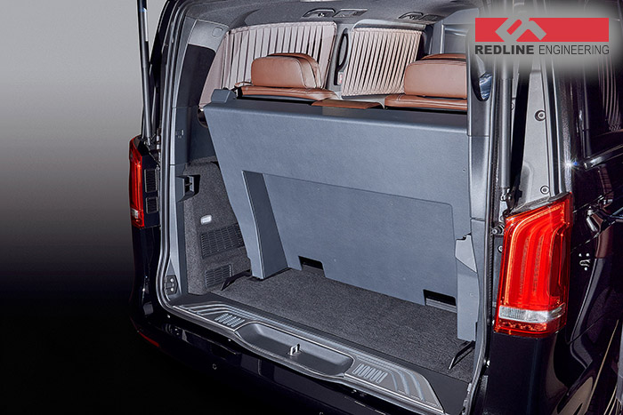 REDLINE Mercedes V-Class Mobile Office 7