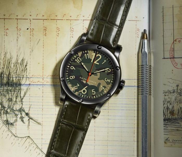 Ralph Lauren Safari Chronometer Camouflage
