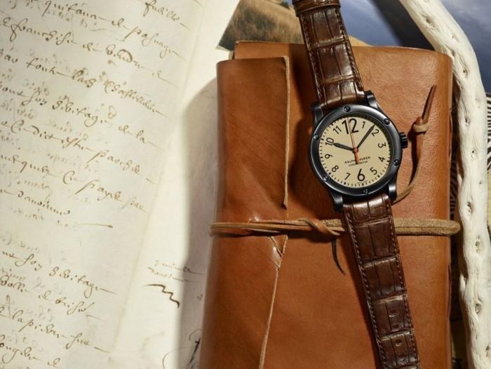 Ralph Lauren Safari Chronometer Khaki 1