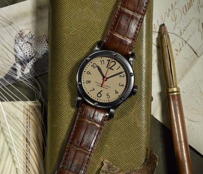 Ralph Lauren Safari Chronometer Khaki 2