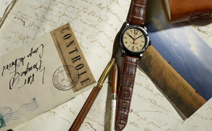 Ralph Lauren Safari Chronometer Khaki 3