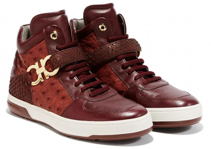 Salvatore Ferragamo Sneakers 1