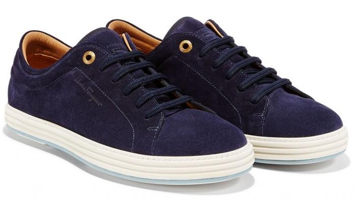 Salvatore Ferragamo Sneakers 10