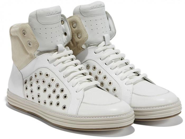 Salvatore Ferragamo Sneakers 3