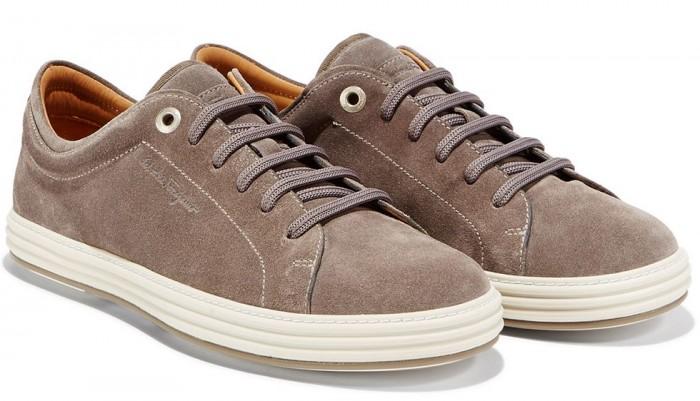 Salvatore Ferragamo Sneakers 4