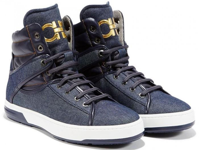 Salvatore Ferragamo Sneakers 6