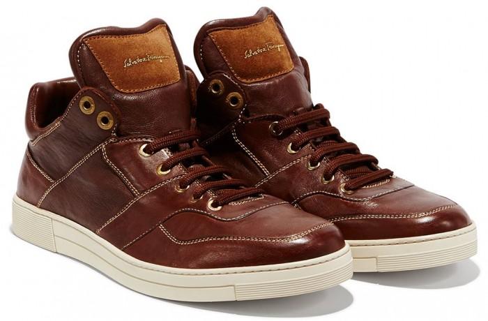 Salvatore Ferragamo Sneakers 8