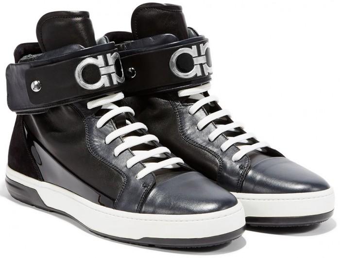 Salvatore Ferragamo Sneakers 9