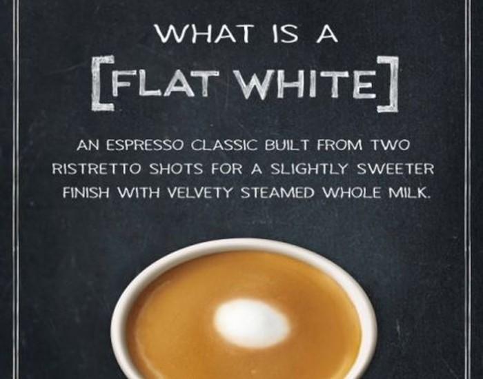 Starbucks Flat White 2