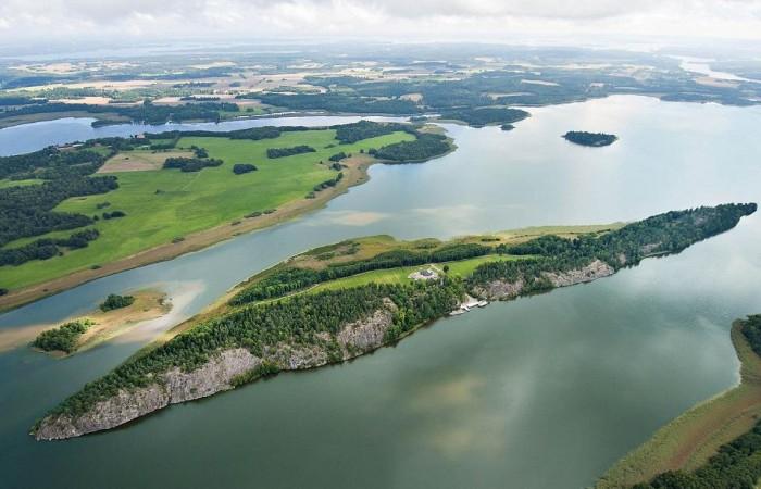 Tiger Woods Stockholm Island 1